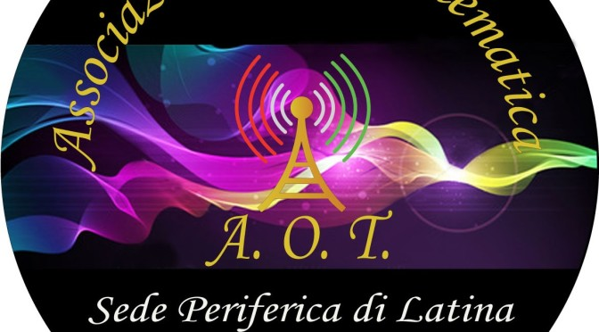 Vi Segnalo Questa Iniziativa Della Sede A.O.T Di Latina. QSL speciale Avis Sezze. Buoni Collegamenti