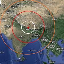 NUOVA SCOSSA TERREMOTO NEPAL: FREQUENZE DI EMERGENZA DI NUOVO ATTIVE!
