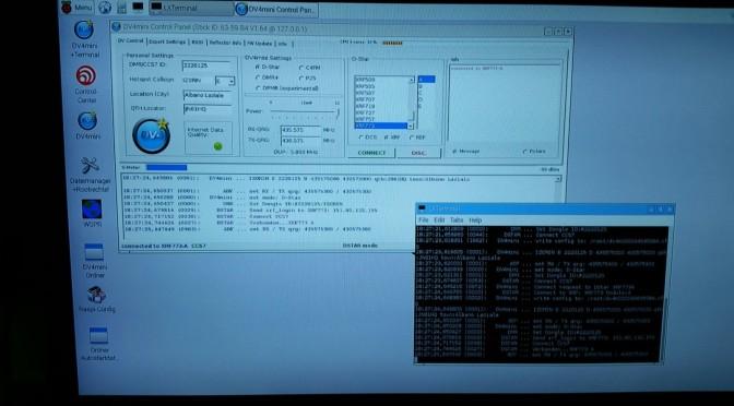 DMR E DV4MINI – CONSIGLI E PROBLEMI RISCONTRATI E COLLEGAMENTO AI REFLECTOR NON IN LISTA TIPO 8500 o 8505 (DMR-DSTAR)