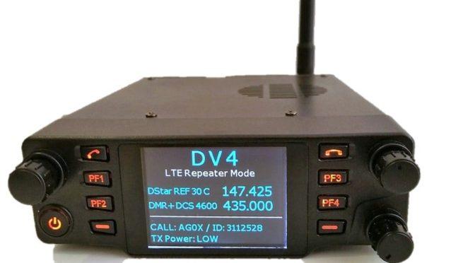 """""""DV4mobile"""" Wireless Holdings – Il Santo GRAAL delle RADIO! Disponibile da ottobre 2016."""