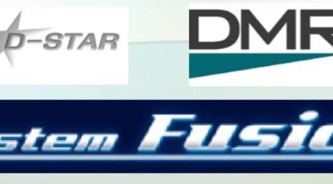 Attenzione, i TG Extra (DMR verso DSTAR o FUSION) non funzionano sui repeaters DMR-MARC