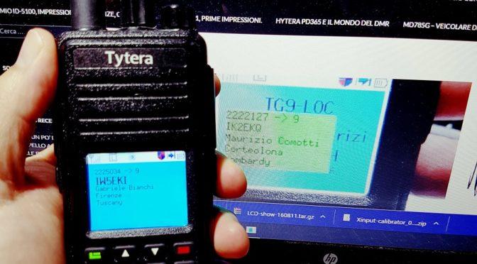Nuovo aggiornamento (D13.020) MD380Tools per i nostri Tytera e Retevis DMR