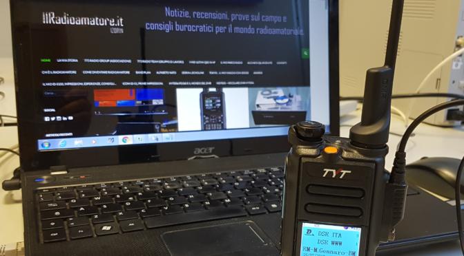 TYT-MD2017 – primo bibanda DMR Tytera.