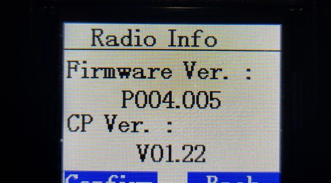 MD2017/RT82: RILASCIATO FIRMWARE 4.05 e CPS1.22