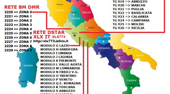 Reti Digitali: La zona 0 Lazio è interconnessa!